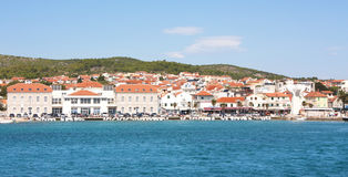 Vodice, Κροατία Στοκ Εικόνες