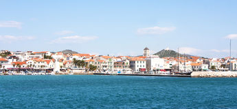 Vodice, Κροατία Στοκ φωτογραφία με δικαίωμα ελεύθερης χρήσης