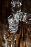 Vodka royaltyfri foto