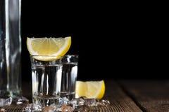 Vodka royaltyfri fotografi