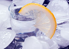 Vodka stock image
