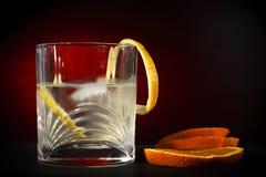 Vodka, beverage art background Royalty Free Stock Images