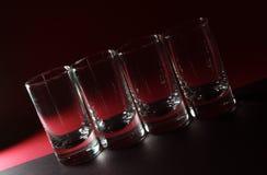 Vodka Glass Stock Photography