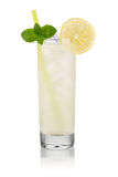 Vodka lemon Stock Photo