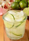 Vodka lime Stock Images