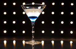 Vodka martini Stock Images