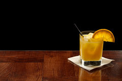 Vodka and orange juice Royalty Free Stock Photos