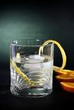 Vodka pleasure, food background Royalty Free Stock Images