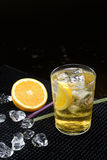Vodka and Redbull Royalty Free Stock Photography