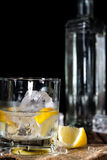Vodka Shot Royalty Free Stock Images