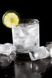 Vodka soda Stock Images