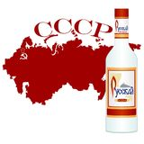 Vodka Royalty Free Stock Photography