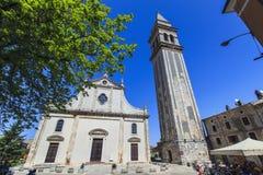 Vodnjan, Istria, Croácia. Imagens de Stock Royalty Free