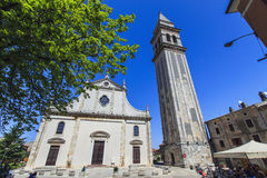 Vodnjan, Istria, Croatia. Royalty Free Stock Images