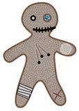 Vodoo Doll. Sackboy transformed in voodoo doll Royalty Free Stock Photo