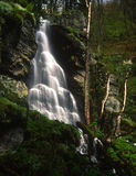 Vodopad Bystre siklawa Zdjęcia Stock