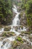 Vodopad di Kmetov Immagini Stock