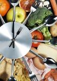 Voeding Royalty-vrije Stock Afbeeldingen