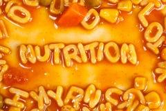 Voeding Stock Afbeeldingen