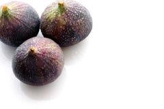 Voedings en heerlijk vers fig. Royalty-vrije Stock Foto