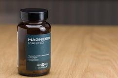 voedingsintegrators - geneesmiddel Stock Foto