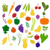 Voedsel 13 royalty-vrije illustratie