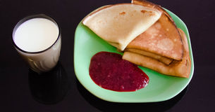 Voedsel Royalty-vrije Stock Foto