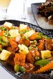 Voedsel Chinees Royalty-vrije Stock Afbeeldingen