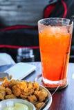 Voedsel & dranken Royalty-vrije Stock Afbeeldingen