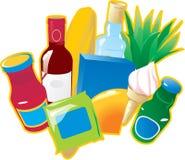 Voedsel en dranken. Royalty-vrije Stock Fotografie