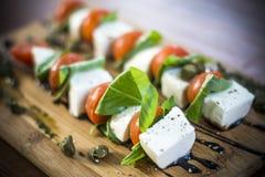 Voedsel en drankfoto door ZVEREVA Stock Afbeeldingen