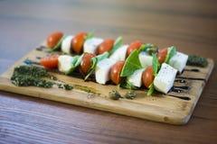 Voedsel en drankfoto door ZVEREVA Stock Fotografie