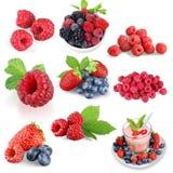 Voedsel, geïsoleerde close-up, Royalty-vrije Stock Foto