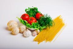 Voedsel nuttig aan gezondheid Royalty-vrije Stock Afbeelding