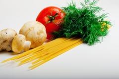 Voedsel nuttig aan gezondheid Royalty-vrije Stock Foto's