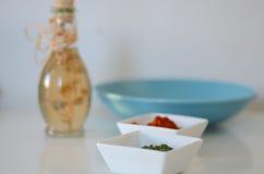 Voedsel & Specerijen Stock Foto's