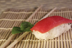 Voedsel: Sushi Stock Foto