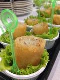Voedsel Thai Stock Afbeelding