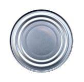 Voedsel Tin Can royalty-vrije stock afbeeldingen