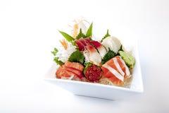 Voedsel van sushi het Japanse sushi Royalty-vrije Stock Afbeeldingen