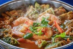 Voedsel van Thailand Stock Fotografie
