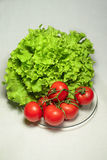 Voedsel voor gezondheid Royalty-vrije Stock Afbeeldingen