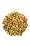 Voedsel voor honden en katten Stock Foto