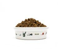 Voedsel voor huisdieren Royalty-vrije Stock Foto