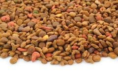 Voedsel voor huisdieren (kat, hond, enz.) Stock Foto's