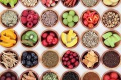 Voedsel voor Koude Remedie royalty-vrije stock fotografie