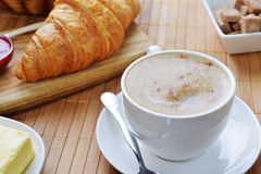 Voedsel voor ontbijt stock afbeeldingen