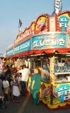 Voedselbox bij de Zomer Carnaval Royalty-vrije Stock Afbeeldingen