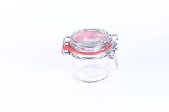 Voedselcontainer of glaskruik Royalty-vrije Stock Foto