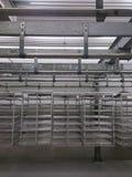 Voedselfabriek Stock Foto